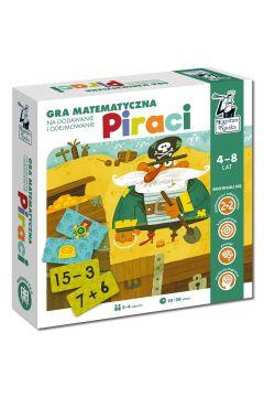 Kapitan Nauka. Piraci. Gra matematyczna na dodawanie i odejmowanie