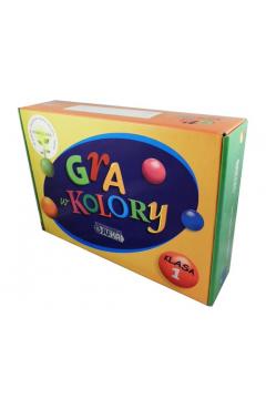Gra w kolory SP 1 Pakiet Bez Multibooka (BOX)