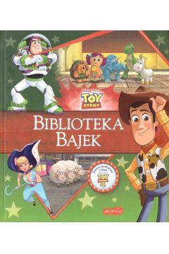 Toy Story. Biblioteka Bajek