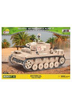 Small Army Sd.Kfz.121 Panzer II Ausf. F