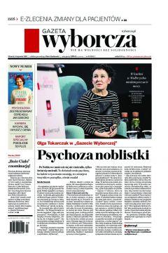 Gazeta Wyborcza - Łódź 10/2020