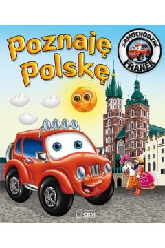 Samochodzik Franek. Poznaję Polskę  SBM