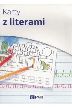Karty z literami i Karty matematyczne