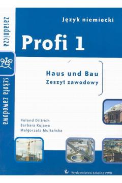 Profi 1 Haus und Bau Zeszyt zawodowy