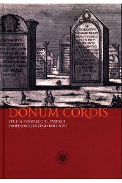 Donum cordis