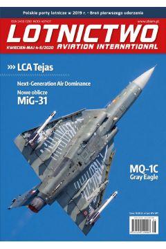 LOTNICTWO AVIATION INTERNATIONAL 4-5/2020