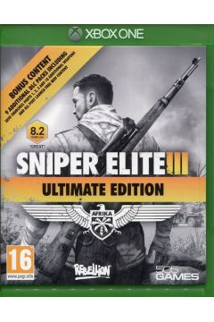 Sniper Elite 3 Ultimate Xbox One