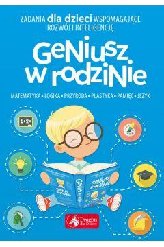 Zadania dla dzieci wspomagające rozwój i inteligencję geniusz w rodzinie