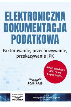 Elektroniczna dokumentacja podatkowa