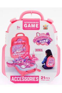 Zestaw piękności  3W1 plecak  MEGA CREATIVE 459802