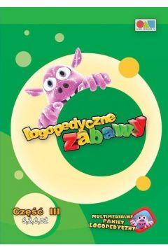 Logopedyczne Zabawy cz.3 - Ś, Ź, Ć, DŹ (program)