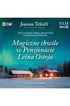 CD MP3 Magiczne chwile w Pensjonacie Leśna Ostoja