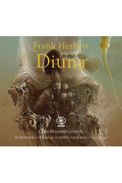 Kroniki Diuny T1 Diuna audiobook