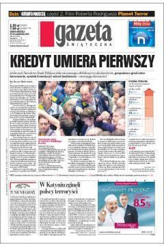 Gazeta Wyborcza - Opole 251/2008