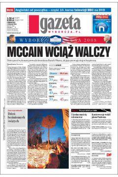 Gazeta Wyborcza - Częstochowa 257/2008