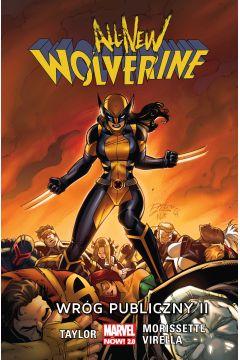 All-New Wolverine. Tom 3. Wróg publiczny II