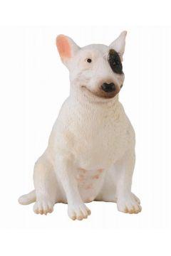 Pies rasy bullterier suka 88385 COLLECTA