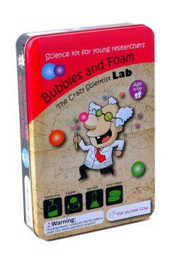 Zestaw eksperymentów The Purple Cow bańki i piana