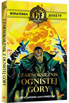 Czarnoksiężnik z Ogniestej Góry