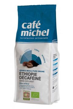 Kawa mielona bezkofeinowa arabica 100% etiopia fair trade