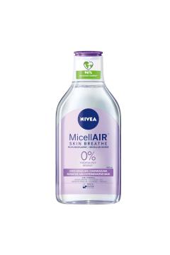 MicellAir Skin Breathe pielęgnujący płyn micelarny do cery wrażliwej i nadwrażliwej
