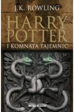 Harry Potter 2 Komnata..(czarna edycja)