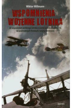 Wspomnienia wojenne lotnika