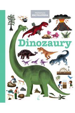 Dinozaury pierwsza encyklopedia