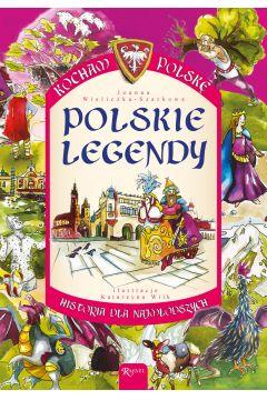 Polskie legendy. Kocham Polskę