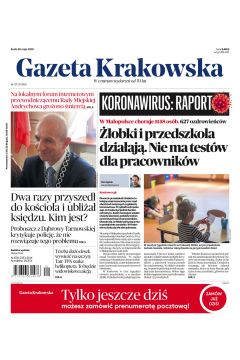 Gazeta Krakowska 117/2020