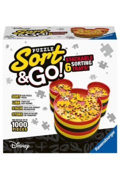 Puzzle Sorter Mickey's Sort&Go!