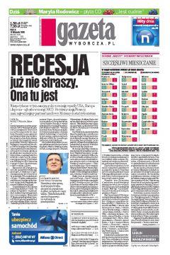 Gazeta Wyborcza - Kielce 266/2008