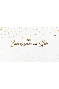 Zaproszenie Ślub ZP-20 (10 szt.)