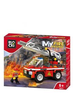 Klocki Blocki MyFire 109 elementów KB0818