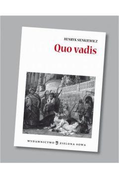 Quo Vadis audio lektura