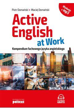 Active English at Work wydanie z MP3