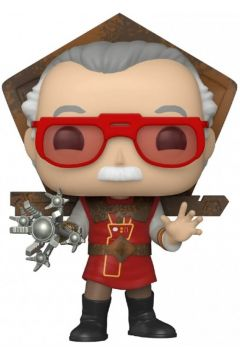 Funko POP Icons: Stan Lee (Ragnarok Outfit)