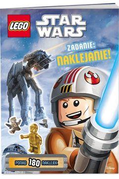 Zadanie: naklejanie! LEGO ® Star Wars™