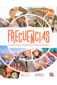 Frecuencias A1.2. Podręcznik + zawartość online