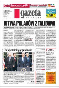 Gazeta Wyborcza - Zielona Góra 221/2008