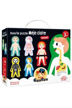 Duuuże puzzle. Moje ciało