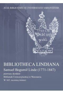 Bibliotheca Lindiana