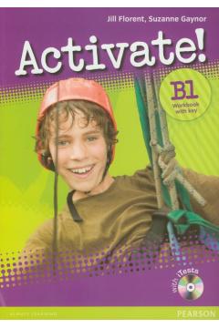 Activate! B1 Workbook with key z płytą CD
