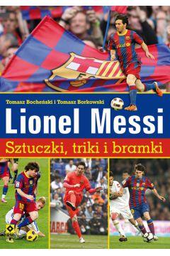 Lionel messi sztuczki i triki piłkarzy