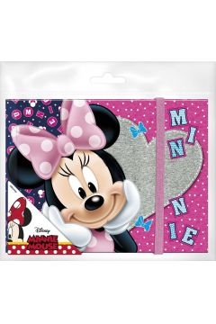 Pamiętnik z gumką Minnie