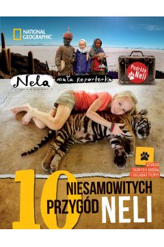 10 niesamowitych przygód Neli