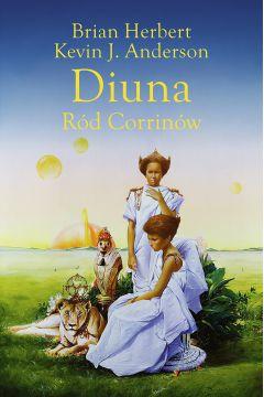Kroniki Diuny T9 Ród Corrinów