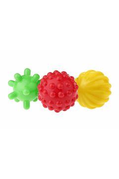 Piłki sensoryczne 3 szt.