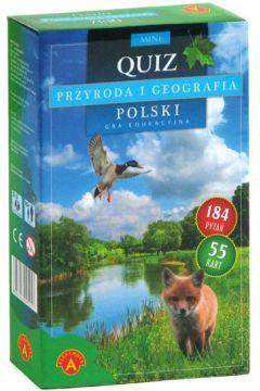 Quiz Przyroda i Geografia Polski. Mini ALEX