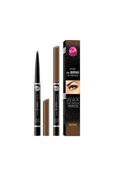 Wax Eyebrow Pencil wosk do brwi w kredce 02 Szatynka